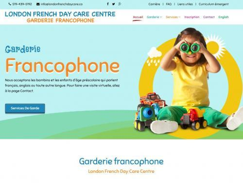 London French Day Care Centre